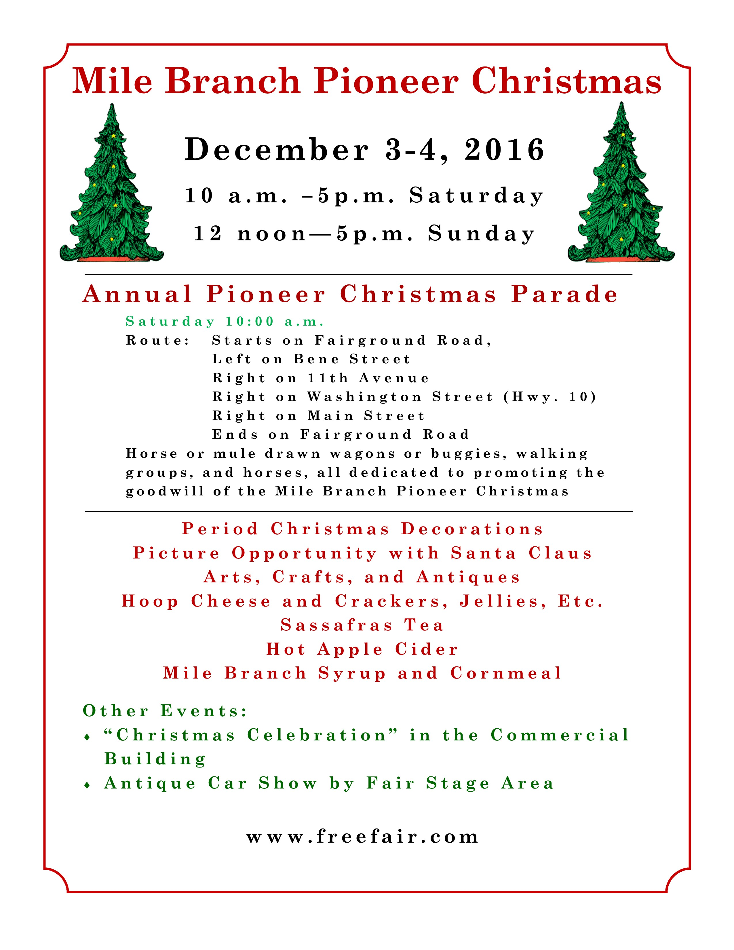 pioneer-christmas-flyer2 – Washington Parish Free Fair