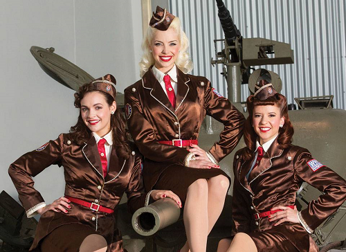 The Victory Belles